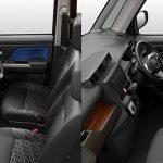 内装自慢!トヨタルーミー/タンクの運転席、2列目及び荷室の広さを徹底チェック